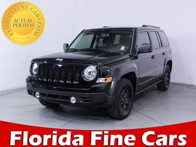 Used JEEP PATRIOT 2016 MIAMI SPORT
