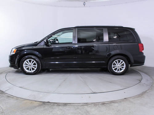 Used DODGE GRAND CARAVAN 2014 MIAMI SXT