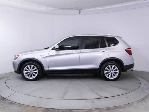 Used BMW X3 2014 MIAMI XDRIVE28I