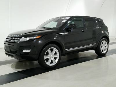 Used LAND ROVER RANGE ROVER EVOQUE 2015 HOLLYWOOD PURE PLUS