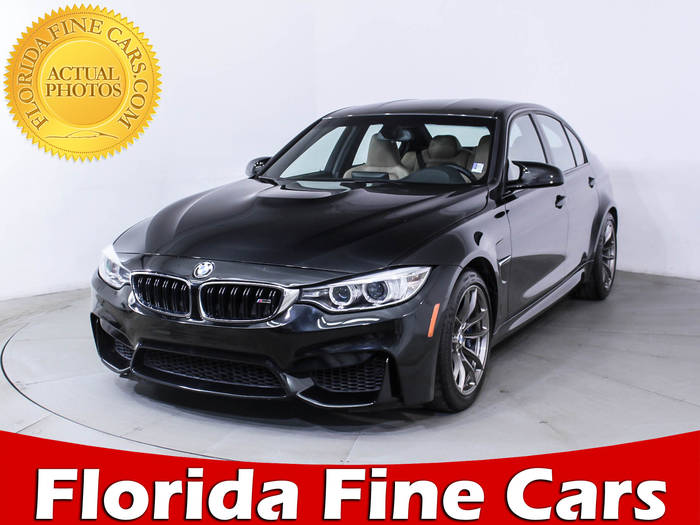 Used BMW M3 2015 HOLLYWOOD