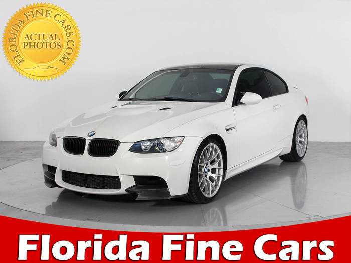 Used BMW M3 2011 WEST PALM COMPETITION PACKAGE