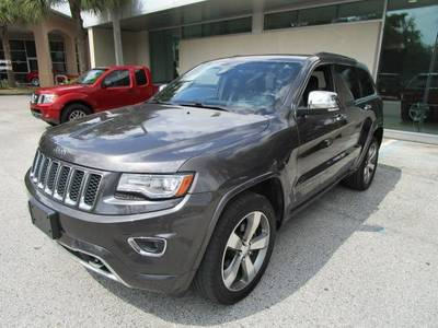 Used JEEP GRAND CHEROKEE 2014 MIAMI OVERLAND