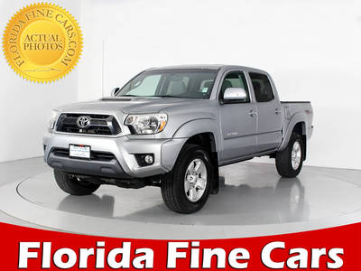 Used TOYOTA TACOMA 2014 WEST PALM PRERUNNER
