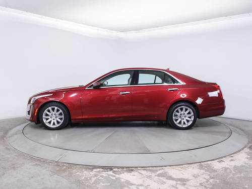 Used CADILLAC CTS 2014 HOLLYWOOD LUXURY