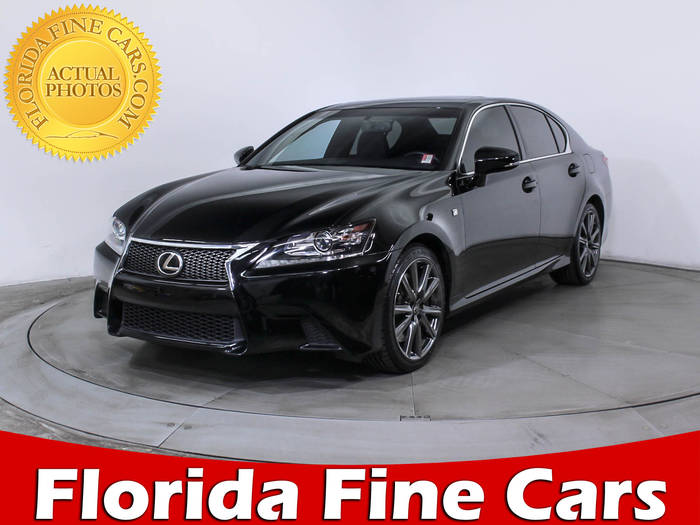 Used LEXUS GS 350 2015 MIAMI F Sport