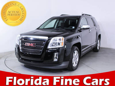 Used GMC TERRAIN 2013 HOLLYWOOD SLE2
