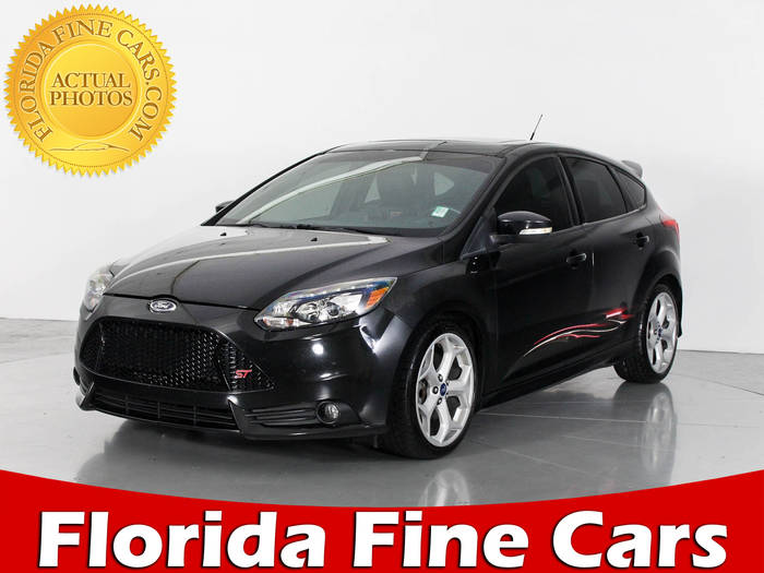 Used FORD FOCUS 2013 WEST PALM ST