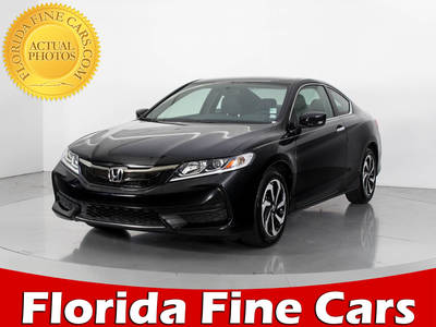 Used HONDA ACCORD 2016 WEST PALM LX-S