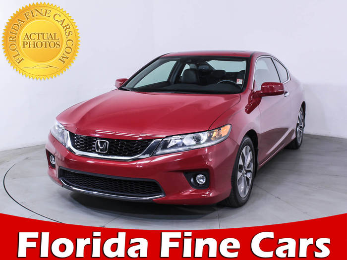 Used HONDA ACCORD 2015 MIAMI EX-L