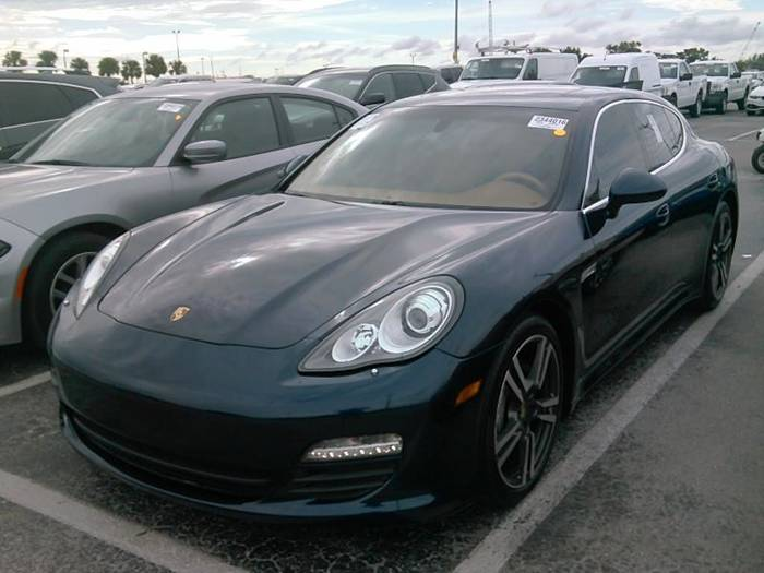 Used PORSCHE PANAMERA 2012 HOLLYWOOD S