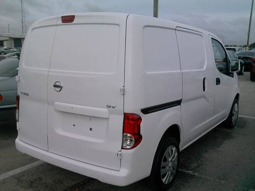 Used NISSAN NV200 2017 MIAMI Sv