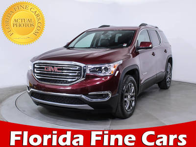 Used GMC ACADIA 2017 MIAMI SLT1