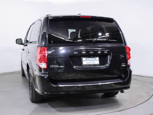 Used DODGE GRAND CARAVAN 2017 HOLLYWOOD Gt