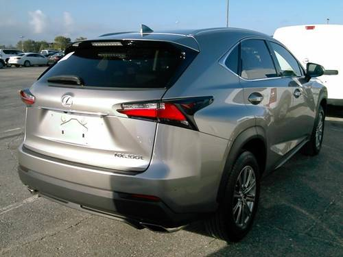Used LEXUS NX 200T 2015 HOLLYWOOD