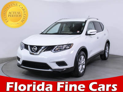 Used NISSAN ROGUE 2016 HOLLYWOOD Sv