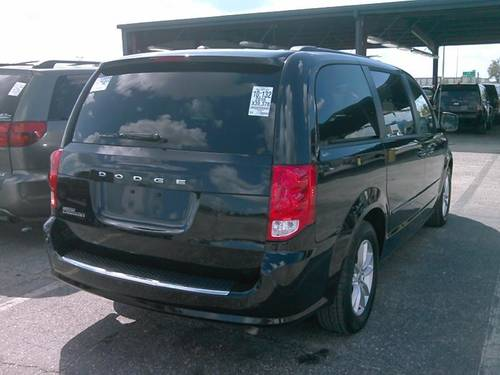 Used DODGE GRAND CARAVAN 2016 MIAMI SXT