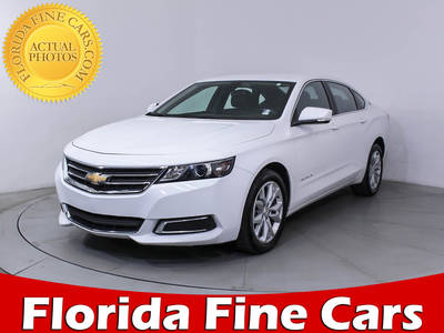 Used CHEVROLET IMPALA 2017 HOLLYWOOD LT (1LT)