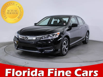Used HONDA ACCORD 2017 MIAMI LX