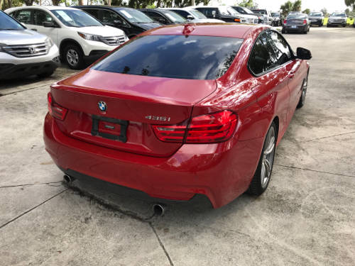 Used BMW 4 SERIES 2014 WEST PALM 435I M SPORT