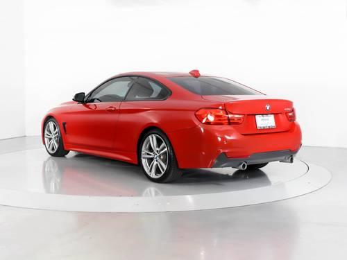 Used BMW 4 SERIES 2014 WEST PALM 435I M SPORT