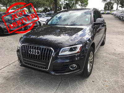 Used AUDI Q5 2016 WEST PALM PREMIUM PLUS