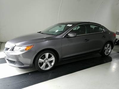 Used ACURA ILX 2015 HOLLYWOOD