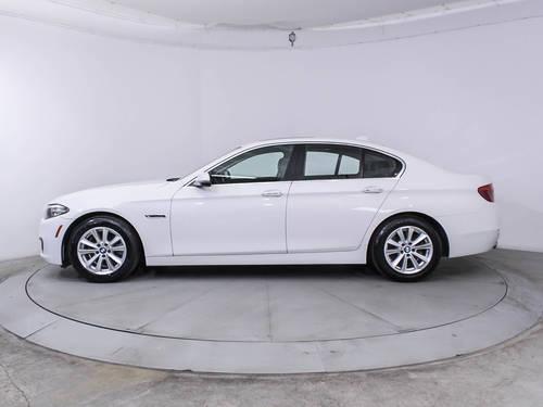 Used BMW 5 SERIES 2016 HOLLYWOOD 528I