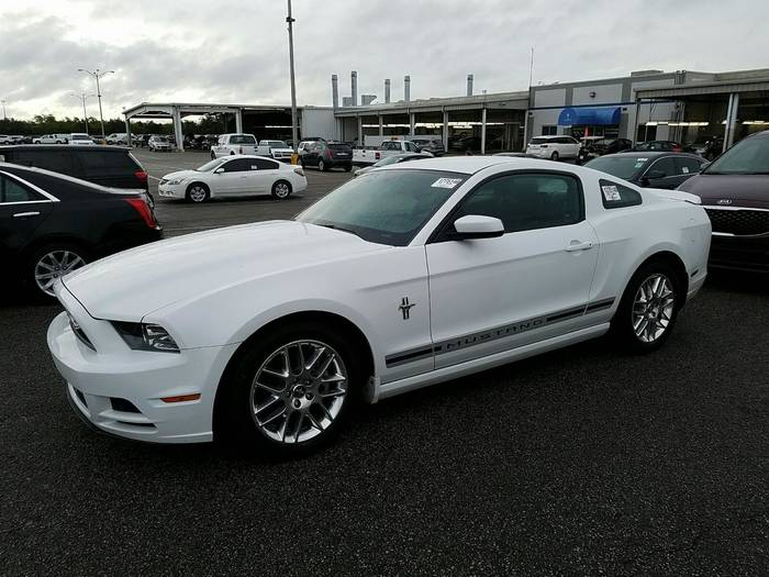 Used FORD MUSTANG 2014 HOLLYWOOD Premium