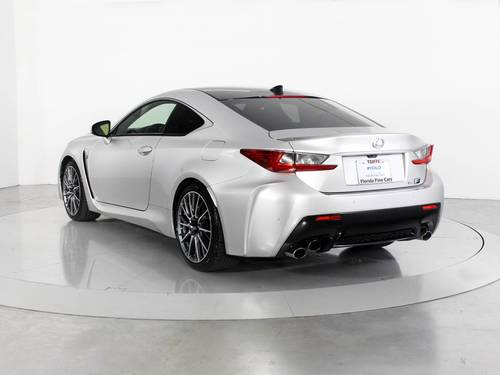 Used LEXUS RC F 2015 WEST PALM Performance Package