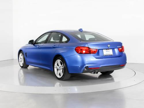Used BMW 4 SERIES 2015 WEST PALM 428i X Gran Coupe Mp