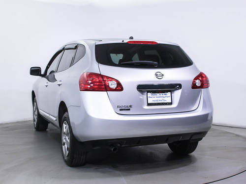 Used NISSAN ROGUE SELECT 2014 MIAMI S