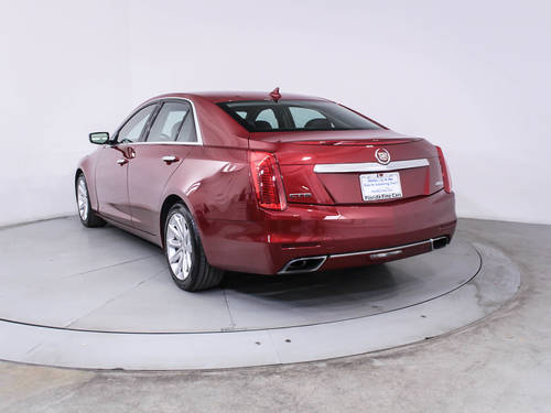 Used CADILLAC CTS 2014 MIAMI LUXURY
