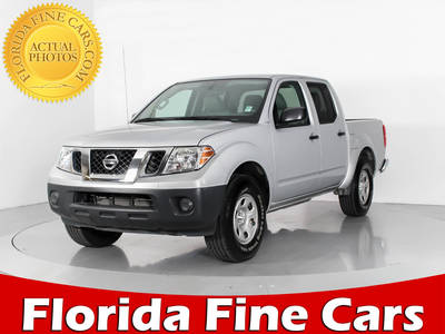 Used NISSAN FRONTIER 2016 WEST PALM S