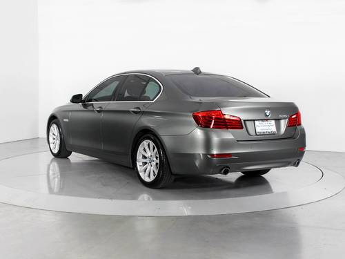Used BMW 5 SERIES 2015 WEST PALM 535I