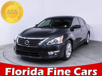 Used NISSAN ALTIMA 2015 MIAMI Sv