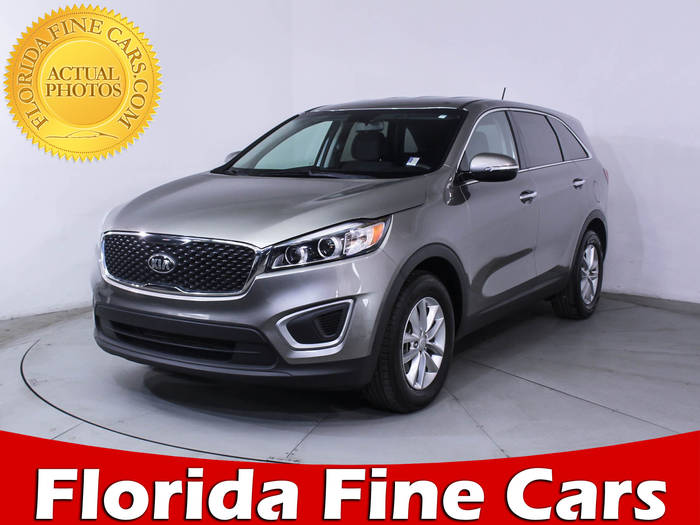 Used KIA SORENTO 2016 HOLLYWOOD L