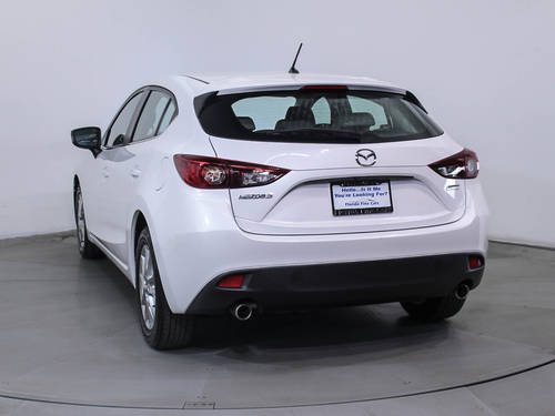 Used MAZDA MAZDA3 2015 HOLLYWOOD Touring