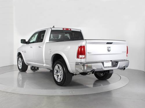 Used RAM 1500 2017 WEST PALM LARAMIE