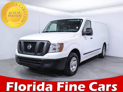 Used NISSAN NV2500HD 2013 MIAMI S