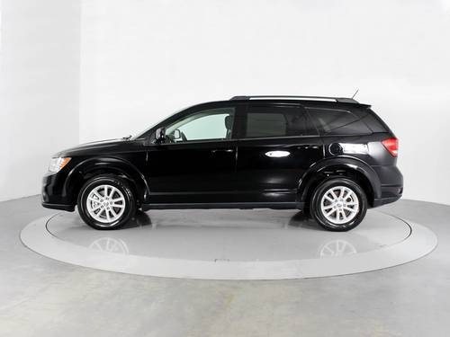 Used DODGE JOURNEY 2017 WEST PALM SXT