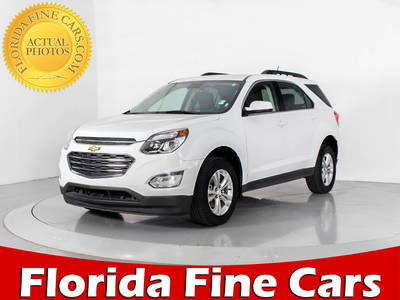 Used CHEVROLET EQUINOX 2016 WEST PALM LT