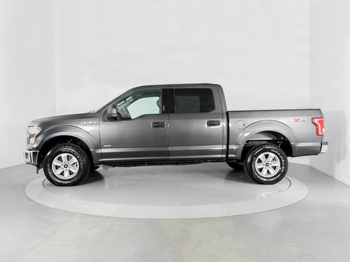 Used FORD F 150 2017 WEST PALM XLT