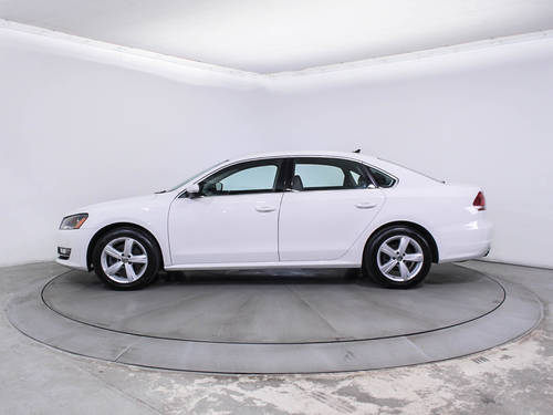 Used VOLKSWAGEN PASSAT 2015 MIAMI Limited