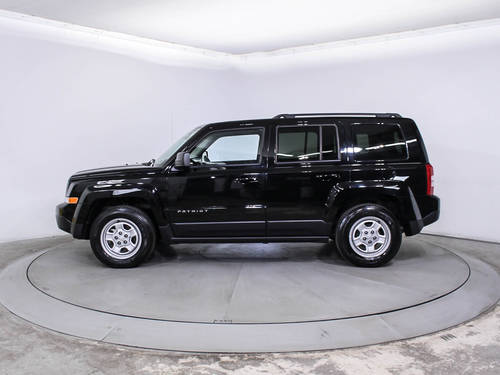Used JEEP PATRIOT 2016 WEST PALM SPORT