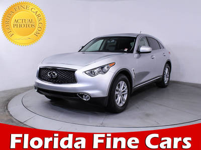 Used INFINITI QX70 2017 MIAMI