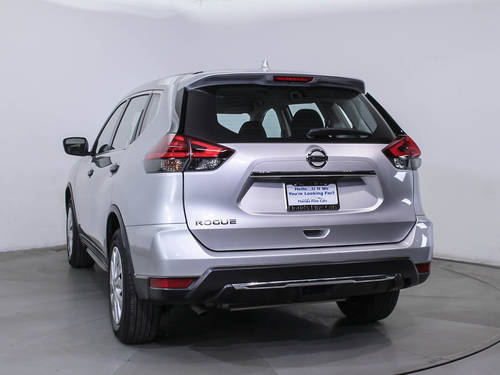 Used NISSAN ROGUE 2017 MIAMI S