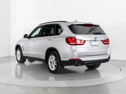 Used BMW X5 2015 WEST PALM XDRIVE35I
