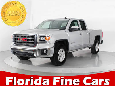 Used GMC SIERRA 2015 WEST PALM Sle 4x4