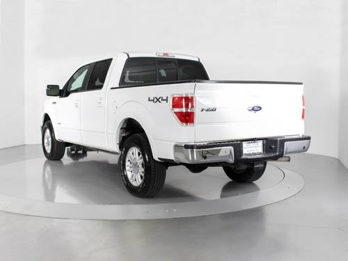 Used FORD F 150 2014 WEST PALM Lariat 4x4